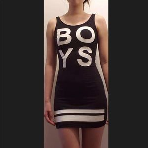 BOYS Bodycon Dress